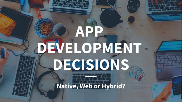 Web Apps vs. Native Apps: Which is the Better Option?
